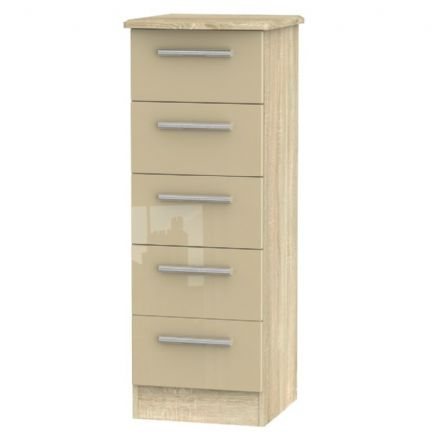 Knightsbridge 5 Drawer Locker